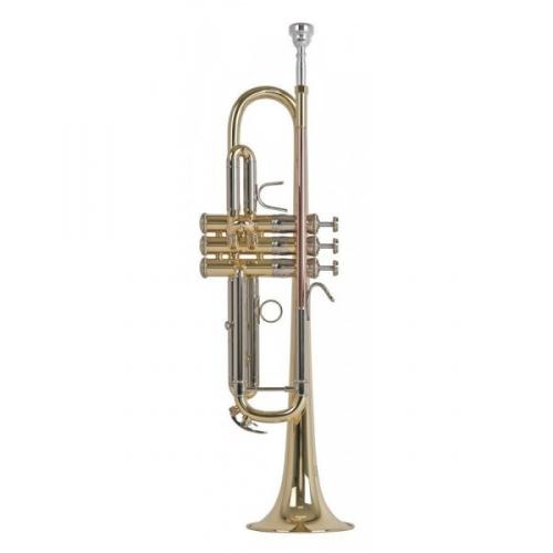 Bach TR-450 trąbka Bb, lakierowana (z futerałem)