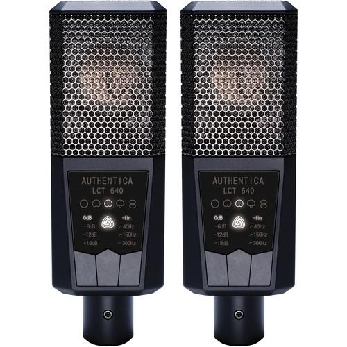 Lewitt LCT 640 Stereo Kit mikrofon pojemnościowy (para)