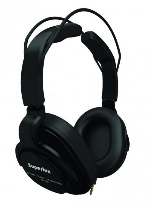 Superlux HD 661 słuchawki zamknięte