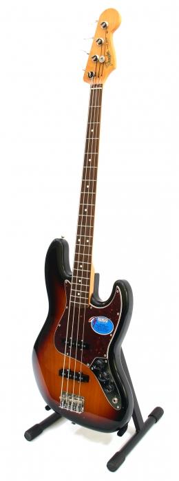 Fender ′60s Jazz Bass RW 3-Color Sunburst gitara basowa, podstrunnica palisandrowa