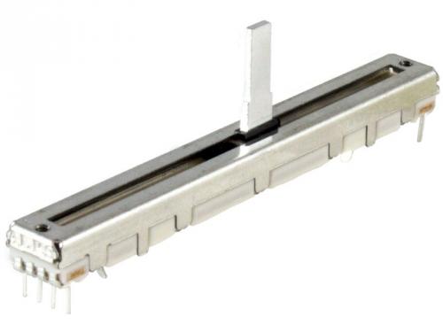 Yamaha VU804200 potencjometr suwakowy 2x10kA do serii MG, MX, EMX
