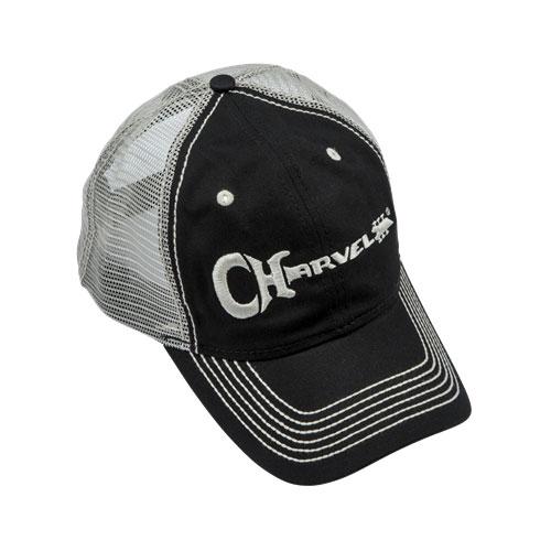 Charvel Trucker Hat Blk/Wht czapka