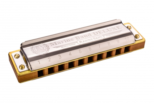 Hohner 2005/20-E MarineBand Deluxe harmonijka ustna