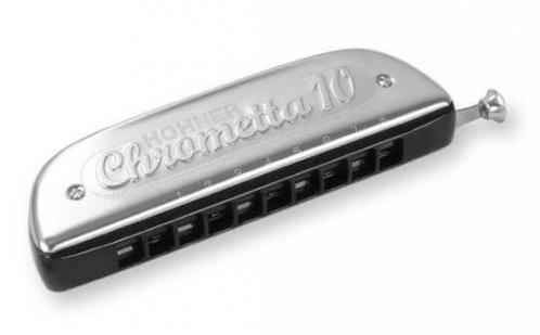 Hohner 243/48-C Chrometta 10C harmonijka ustna