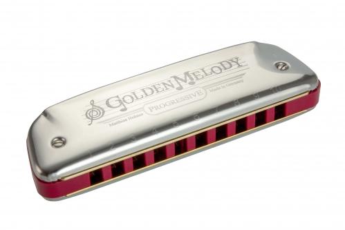 Hohner 542/20MS-A Golden Melody harmonijka ustna