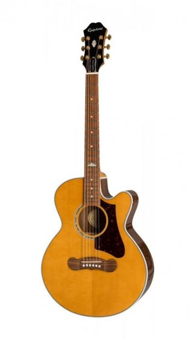 Epiphone EJ200 Coupe VN gitara elektroakustyczna