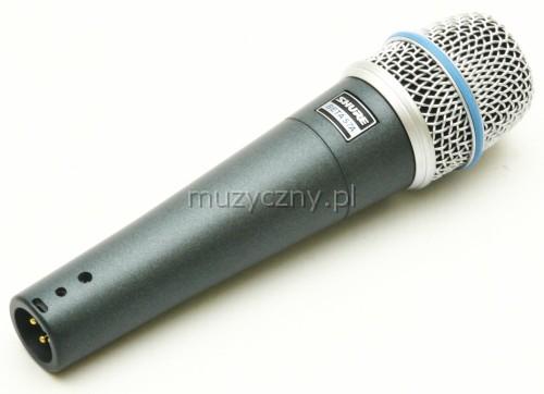 Shure Beta 57 A mikrofon dynamiczny