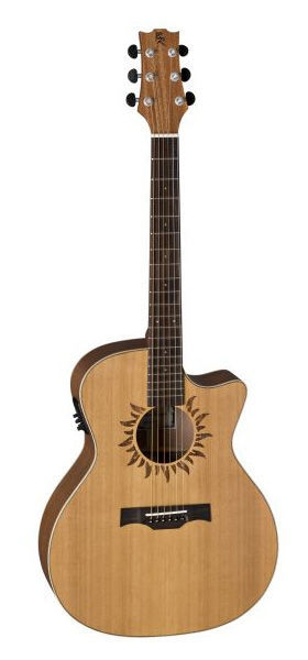 Baton Rouge X1C/ACE Sun gitara elektroakustyczna