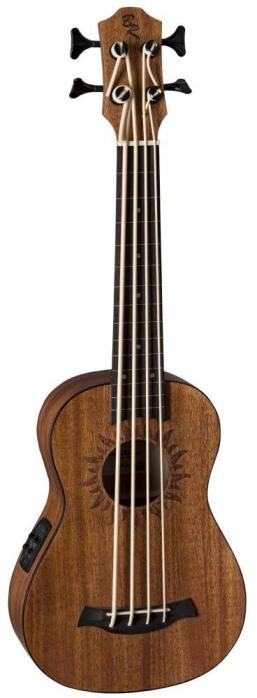 Baton Rouge V2 BS sun ukulele basowe