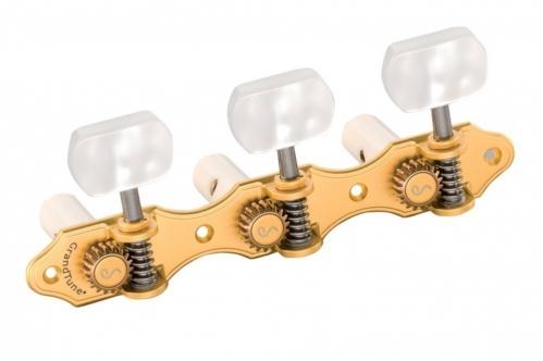 Schaller (SC500451) Klucze gitarowe GrandTune Classic Hauser SatinPearl