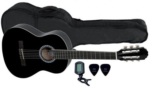 GEWA (PS510170) Gitara koncertowa VGS Basic Set 3/4 odcie miodowy
