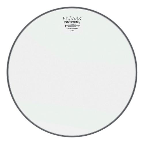 Remo Nacigi Classic Fit Ambassador przezroczysty 12″ CL-0312-BA