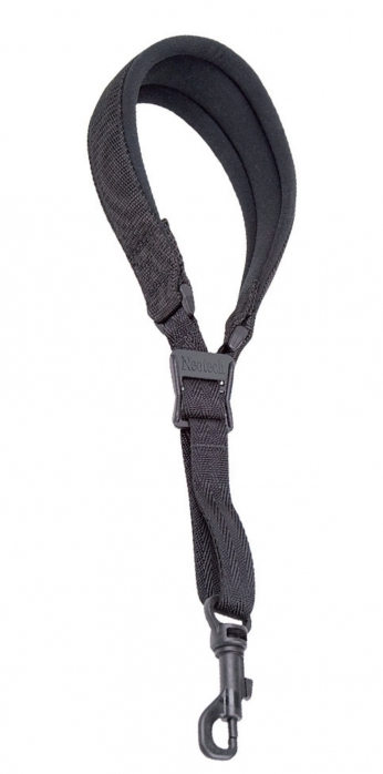 Neotech Pasek saksofonowy Pad-It Strap Kolor XL: czarny, d. 51-68 cm