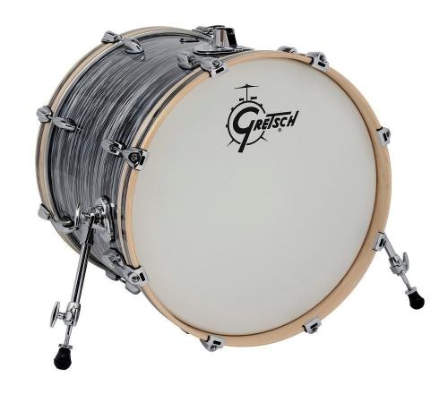 Gretsch Bass Drum NEW Renown Maple 2016 Piano Black
