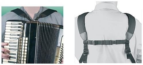 Neotech Akordeon Szelki Accordion Harness Length 78,7 - 139,7 cm