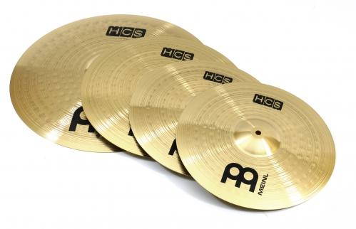 Meinl New Player Set 14HH,16CR,20R komplet talerzy perkusyjnych