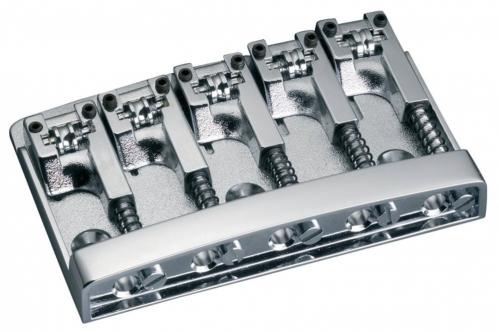 Schaller (SC550132) Mostek do gitary basowej 3D-5 5-strunowy Chromowany