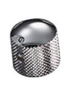 Schaller (SC581173) Pokrto do potencjometru Dome Speed Aluminium SatinChrome