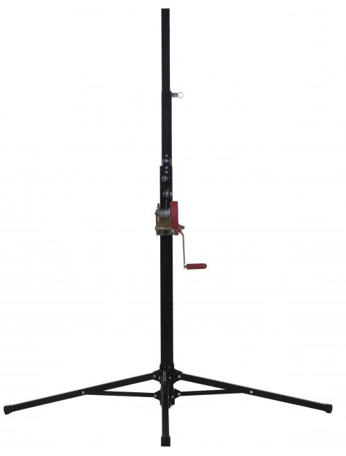 Fantek T-100 statyw owietleniowy, czarny, 3.8m/100kg.