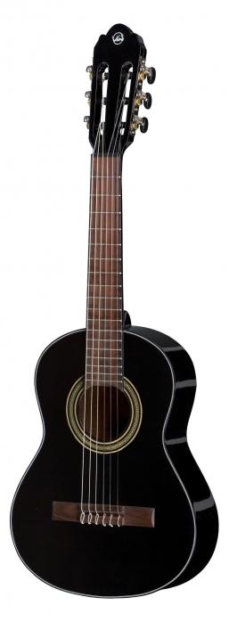 GEWA (PS510146) Gitara koncertowa VGS Basic 3/4 czarna