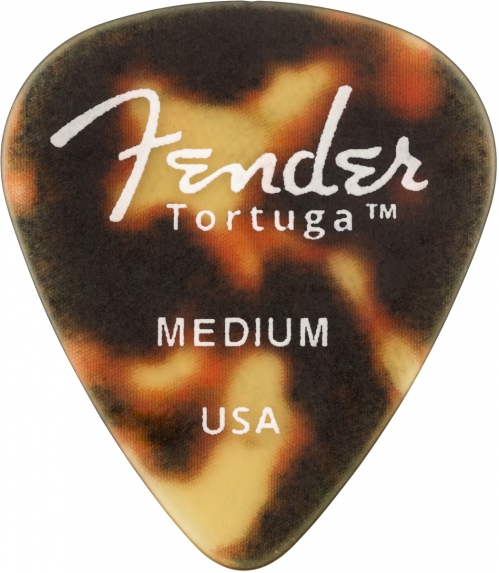 Fender 351 Tortuga Medium kostka gitarowa