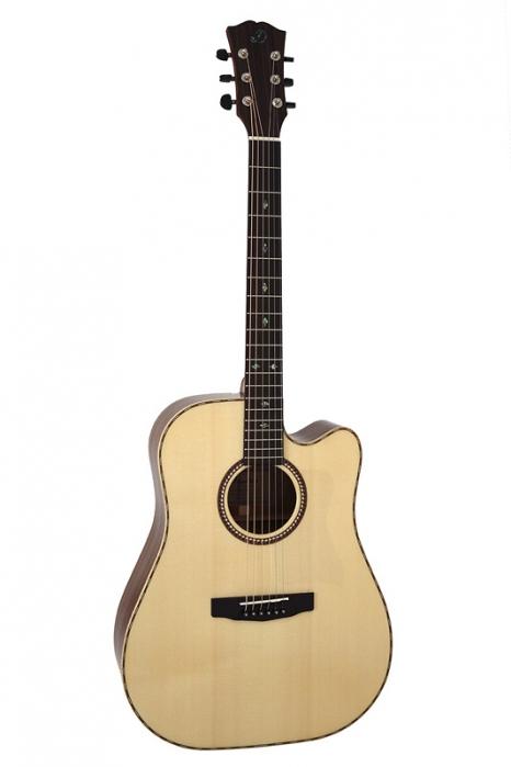 Dowina Chardonnay gitara elektroakustyczna