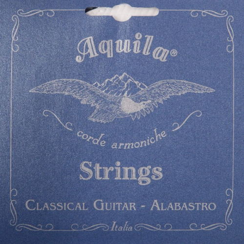 Aquila Alabastro struny do gitary klasycznej Superior Tension