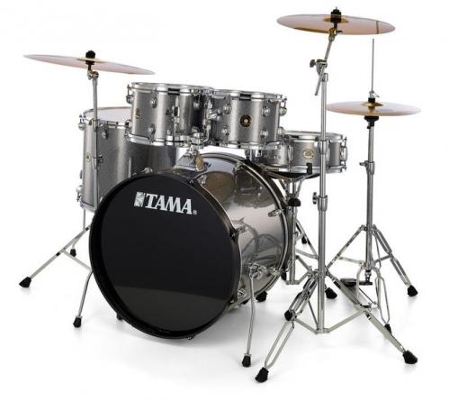 Tama RM52KH6-GXS Rhythm Mate + Meinl BCS zestaw perkusyjny z talerzami