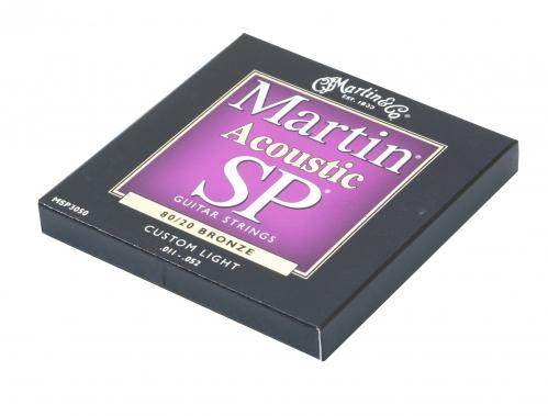 Martin MSP3050 struny do gitary akustycznej 11-52