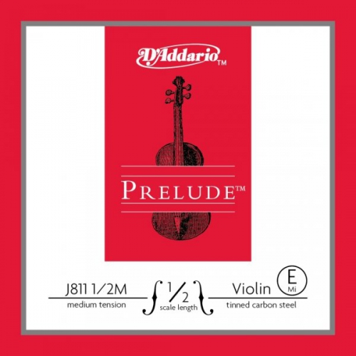 D'Addario Prelude J-811 struna skrzypcowa E 1/2