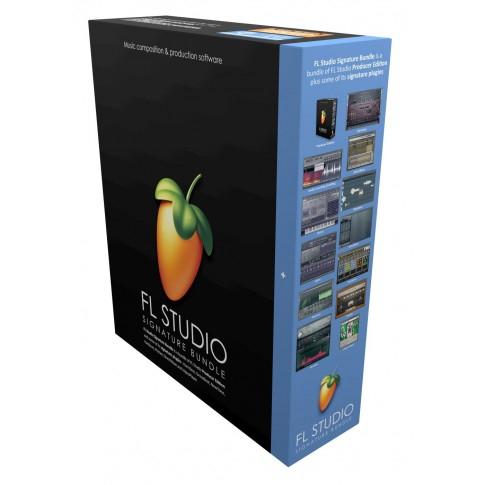 Image Line FL Studio 20 Signature Bundle EDU- 5 stanowisk, wersja elektroniczna