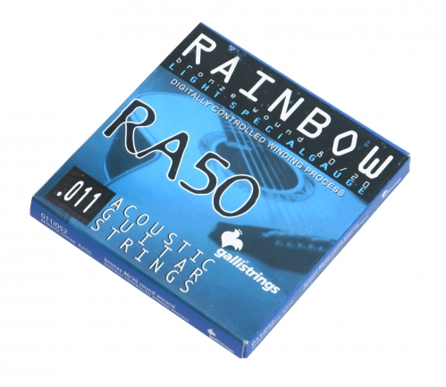 Galli RA-50 struny do gitary akustycznej 11-52