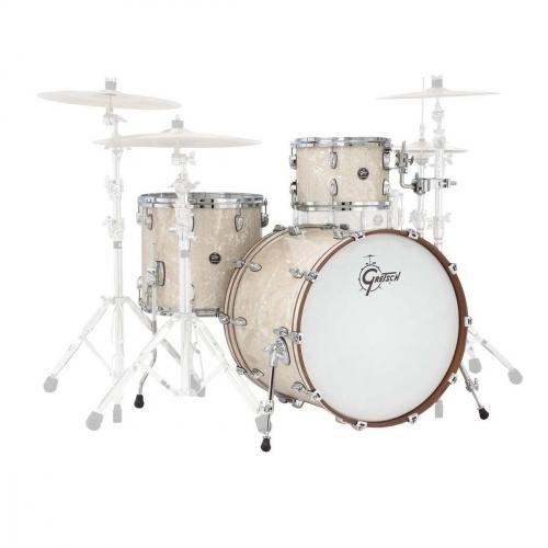 Gretsch Zestaw bbnw NEW Renown Maple 2016 Vintage Pearl