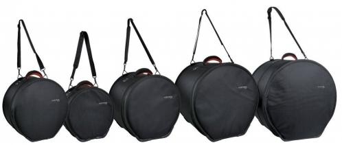 Gewa 232600 Gig Bag SPS Set 20, 10, 12, 14, 14x6,5 zestaw pokrowców perkusyjnych