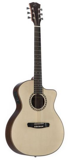 Dowina Danubius GACE DS gitara elektroakustyczna