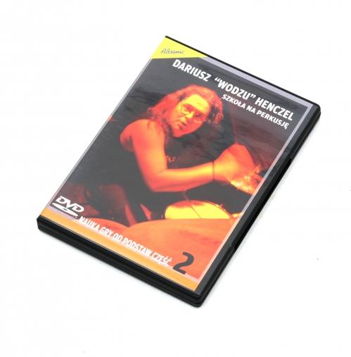 """AN Henczel Dariusz """"Szkoła na perkusję DVD2"""" (komplet)"""