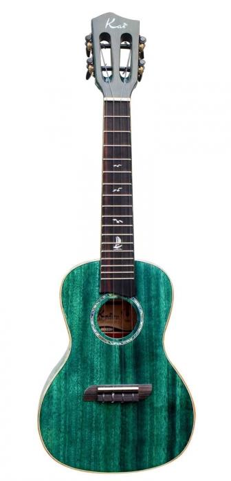 Kai KCI-100G BL ukulele koncertowe z pokrowcem