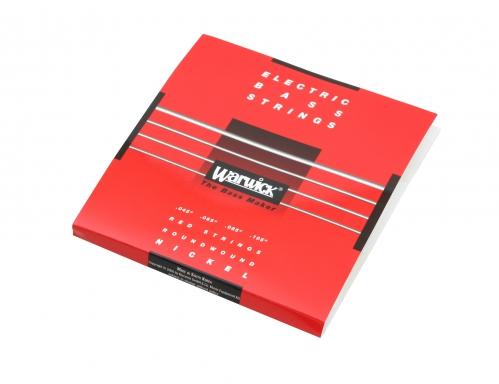 Warwick 46200 Red Lab Nickel struny do gitary basowej 45-105