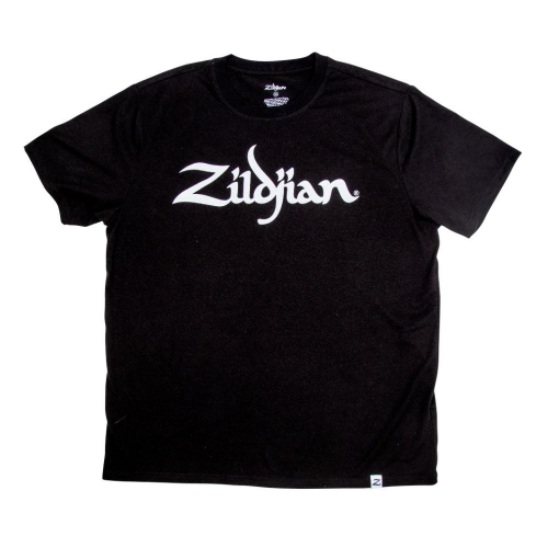 Zildjian T-Shirt, Classic Logo Tee, XL, black, koszulka