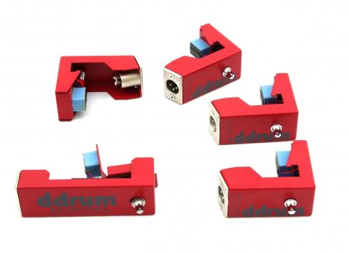 DDrum Acustic Pro Kit trigery perkusyjne (kpl)