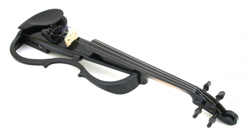 Yamaha SV 130 BL Silent Violin skrzypce elektryczne (Black / czarne)