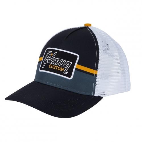 Gibson Custom Shop Premium Trucker - czapka z daszkiem