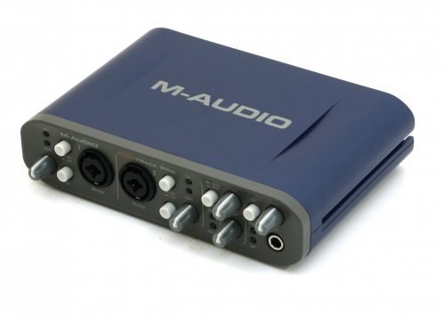 M-Audio Fast Track Pro interfejs USB 4x4