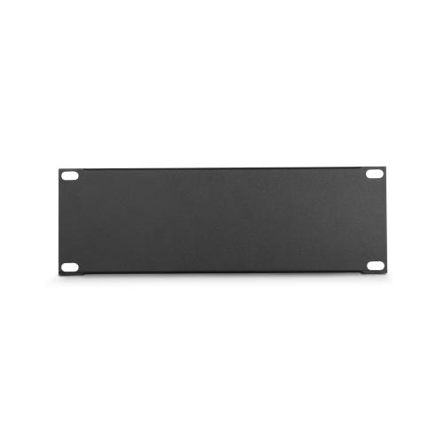 Adam Hall Parts 86222 STL - Panel z otworami do szafy rack w ksztacie litery U, 9,5′′, 2U, stal