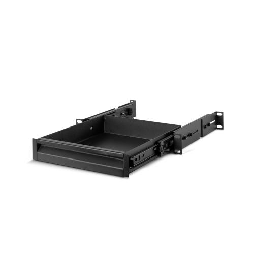 Adam Hall Parts 864 E 01 OD - ERGO 9.5″ Rack Drawer 2U