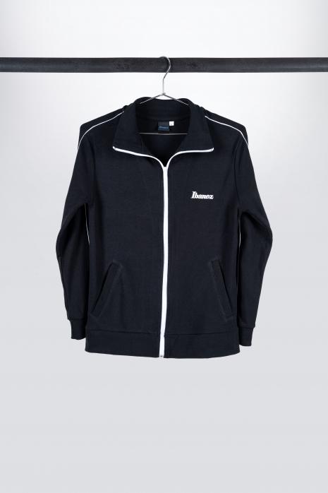 Ibanez ITT12-L bluza rozpinana czarna z logo rozmiar L