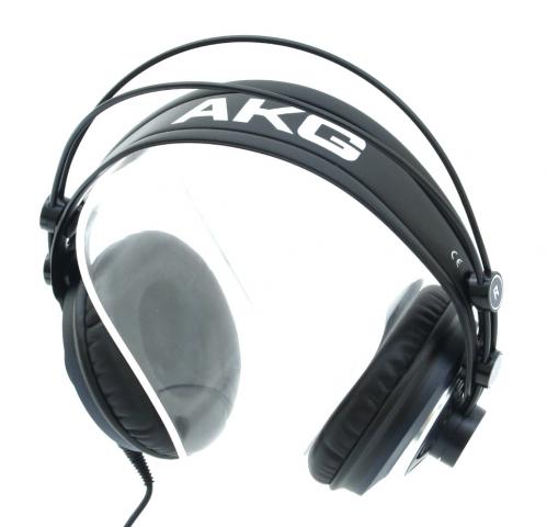 AKG K240 MKII (55 Ohm) słuchawki półotwarte