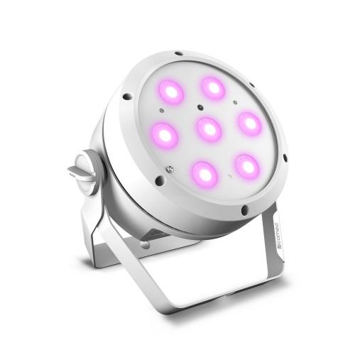 Cameo ROOT PAR 4 WH - Reflektor PAR 7 x RGBW 4W