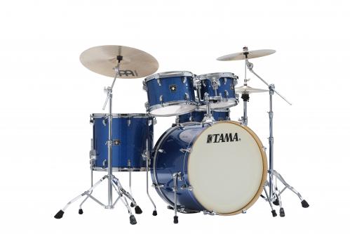 Tama CK52KR-ISP Superstar Maple Indigo Sparkle zestaw perkusyjny