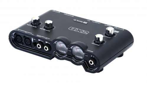 Line 6 POD Studio UX 2 interface audio USB